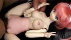 Dollfie Fuck & Cum Shot Compilation