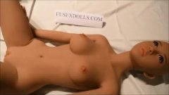 TPE Silicone Sex Doll Close Up, How To Video By EUsexdolls