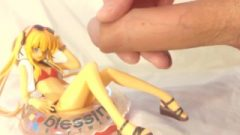 Cum Shot On Anime Dolfie Figure