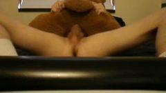 Stuffed Animal Fuck (Jizz Inside)