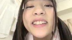 Jav Idol Fingered And Fuck In Her Pjs Awesome Young Ass Flat Chested Cutie